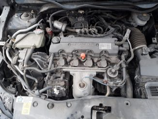 Honda Civic Motor2